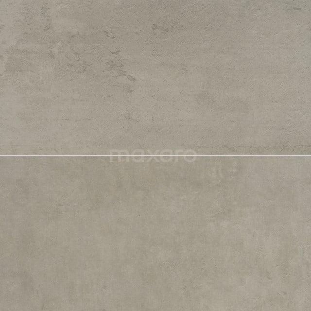 Vloertegel/Wandtegel Gem Sand 30x60cm Natuursteenlook Bruin Gerectificeerd 403-040202