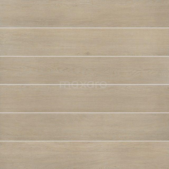 Keramisch Parket Albero Sand 19,5x120cm Houtlook Bruin Gerectificeerd 405-030102