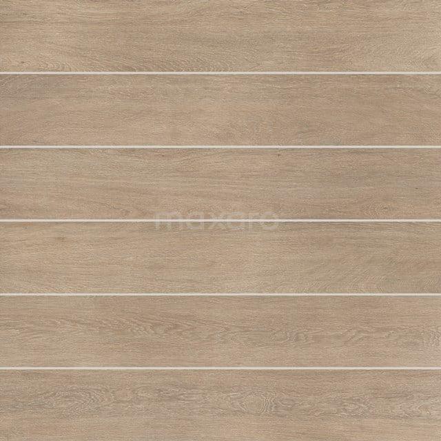 Keramisch Parket Albero Beige 19,5x120cm Houtlook Gerectificeerd 405-030103