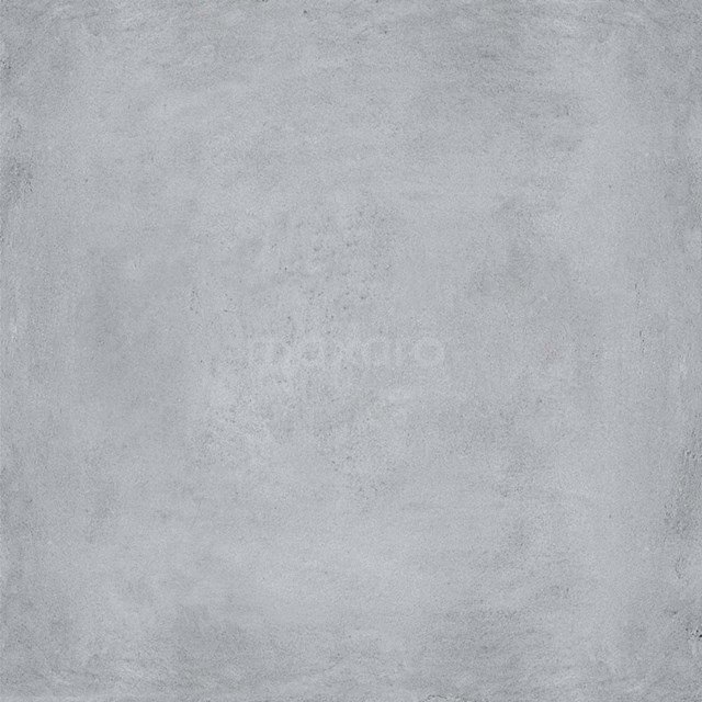 Vloertegel/Wandtegel Vision Light Grey 60x60cm Uni Grijs 501-100102