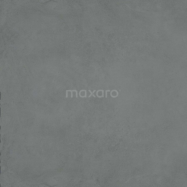 Vloertegel/Wandtegel Vision Grey 60x60cm Uni Grey 501-100103