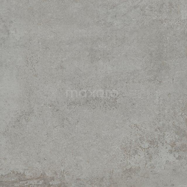Vloertegel/Wandtegel Opus Grey 75x75cm Natuursteenlook Grijs Gerectificeerd 503-020302