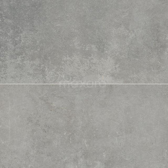 Vloertegel/Wandtegel Opus Grey 30x60cm Natuursteenlook Grijs Gerectificeerd 503-020202