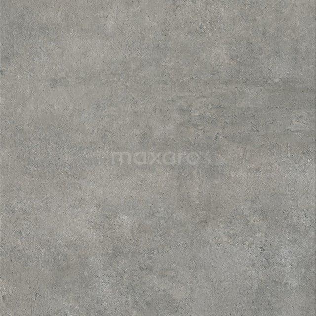 Vloertegel/Wandtegel Ground Grey 60x60cm Betonlook Grijs 504-010102