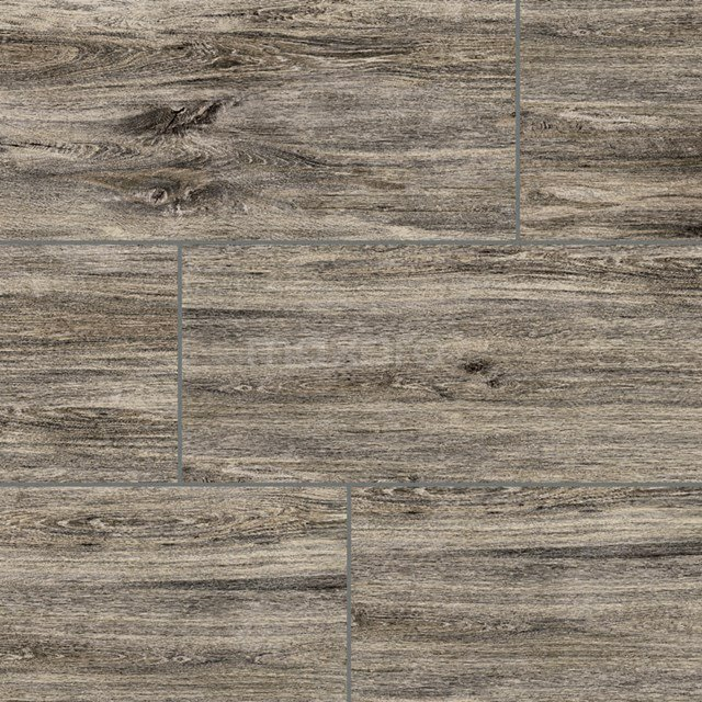Keramisch Parket Pine Dark 20,5x60 Houtlook Antraciet 505-060103