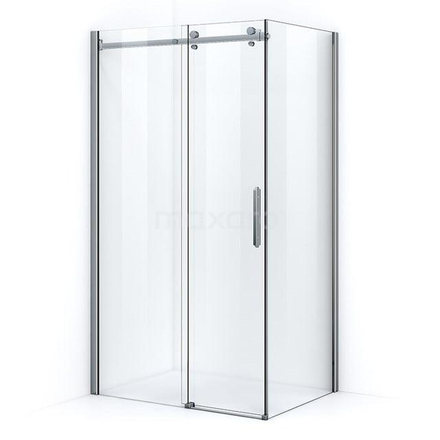 Douchecabine 110x100cm Crystal Allure met Schuifdeur L5120-1110C