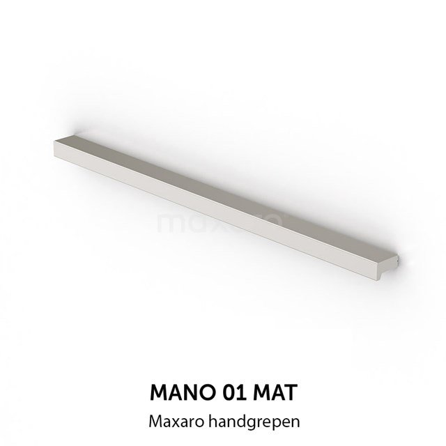Mano 01 handgreep, 352 mm H01-0352-20