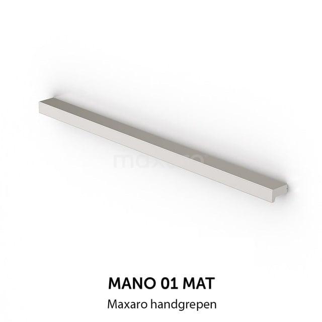 Mano 01 handgreep, 640 mm H01-0640-20