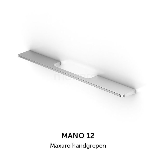 Mano 12 handgreep, 352 mm H12-0352-25
