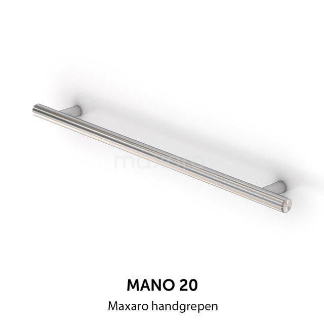 Mano 20 handgreep, 352 mm H20-0352-10
