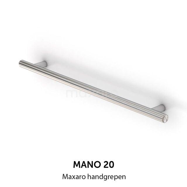 Mano 20 handgreep, 800 mm H20-0800-10