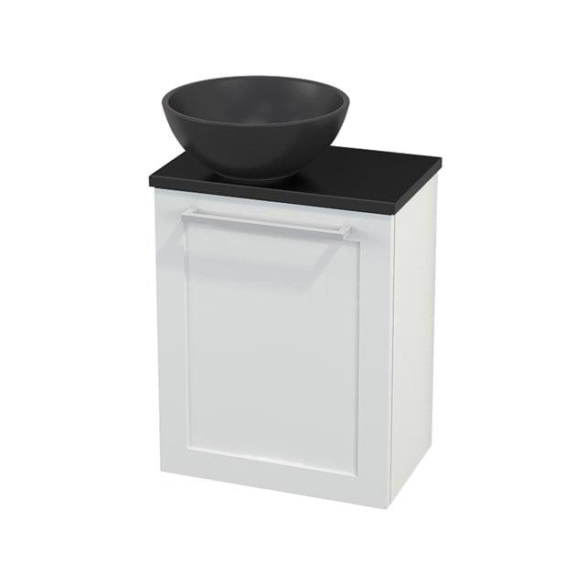 Toiletmeubel met Waskom Quartz Modulo+ Pico Hoogglans Wit 41cm BMC001809