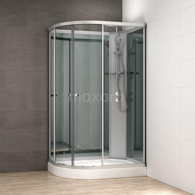 Complete Douchecabine 120x90cm Spiegelglas Modera AK1209-322102