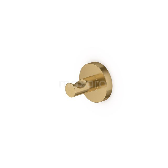 Handdoekhaak Radius Gold, Goud 150-0603GG