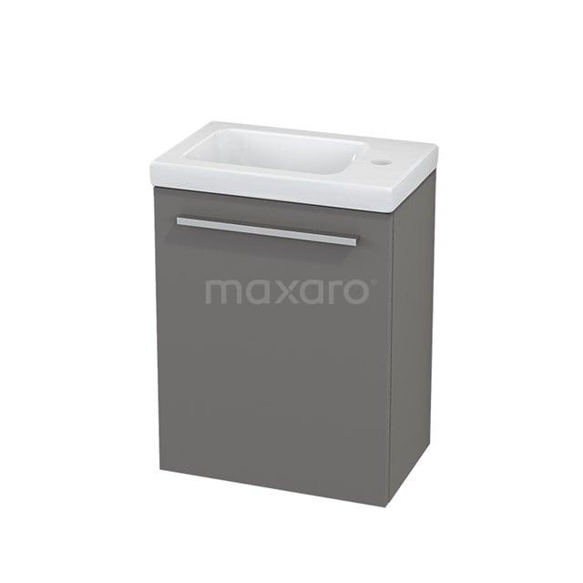 Toiletmeubel met Wastafel Keramiek Modulo+ Pico Basalt 40cm BMC001077