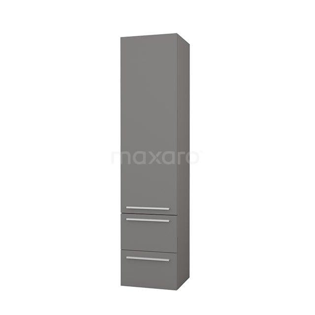Badkamerkast Lungo+ 170x40cm Basalt 1 Deur LPS-0901319