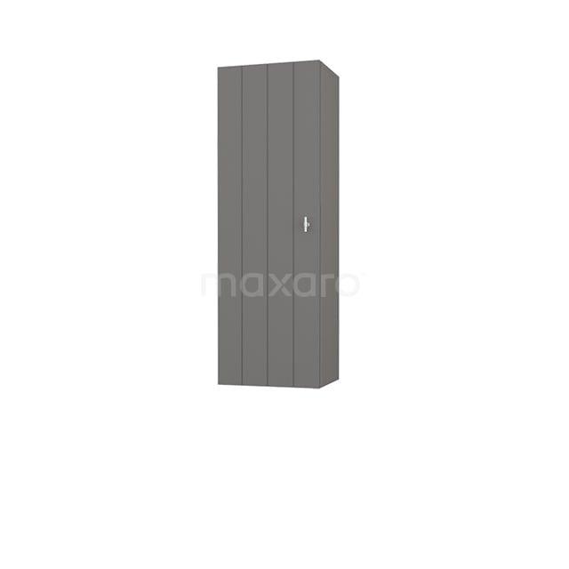 Badkamerkast Medio+ 120x40cm Basalt 1 Deur Lamel MPS-0992319