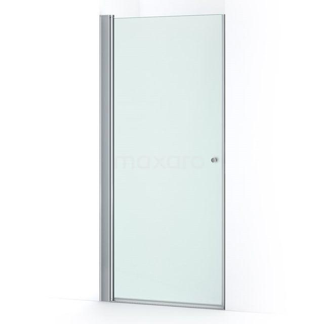 Douchedeur Matglas 90cm Draaideur Zircon Comfort S0323-0970N
