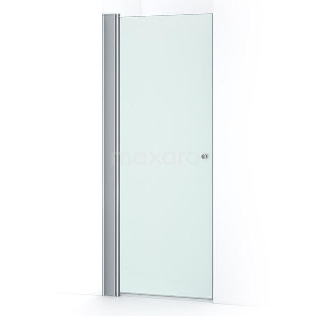 Douchedeur Matglas 80cm Pendeldeur Zircon Comfort S0333-0800N