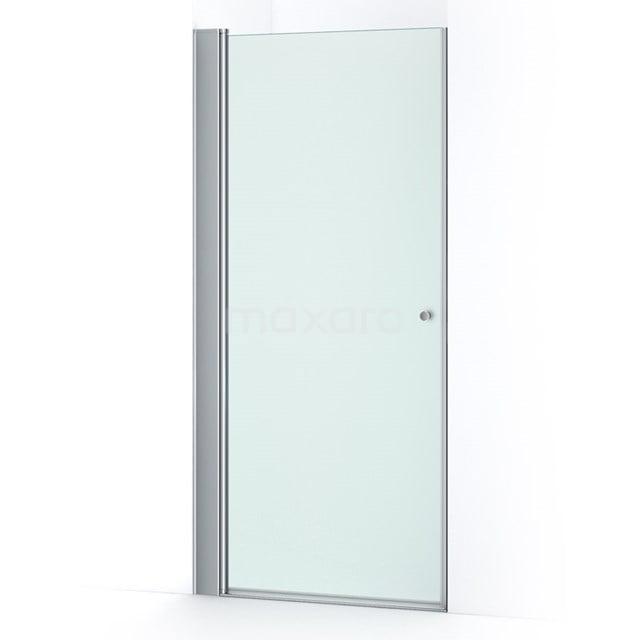 Douchedeur Matglas 90cm Draaideur Zircon Comfort S0333-0970N