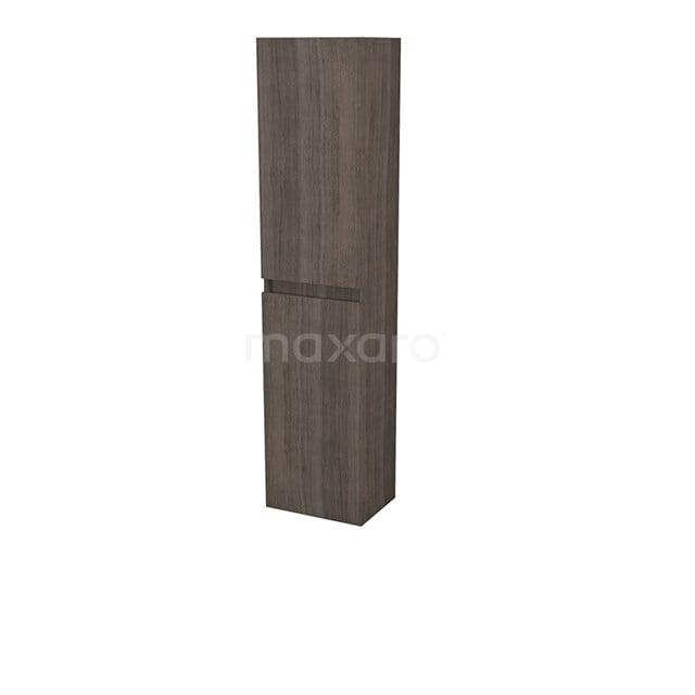 Badkamerkast Fianco 170x40cm Grijs Eiken links- en rechtsdraaiend S29-0400-52869