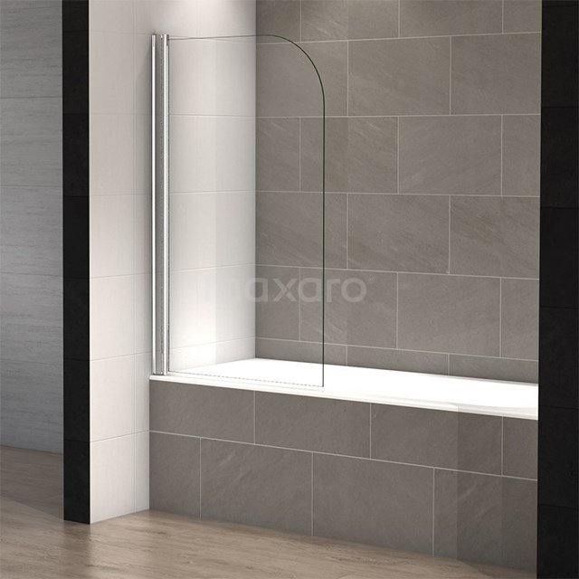 Badwand 80cm Zircon Comfort Draaibaar S8010-0800
