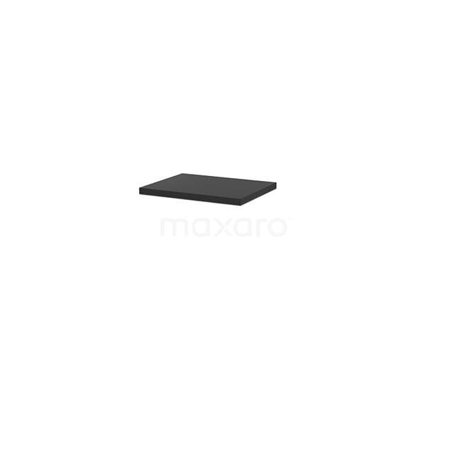 Wastafelblad Modulo+ Plato 60cm Carbon T06-0600-31000