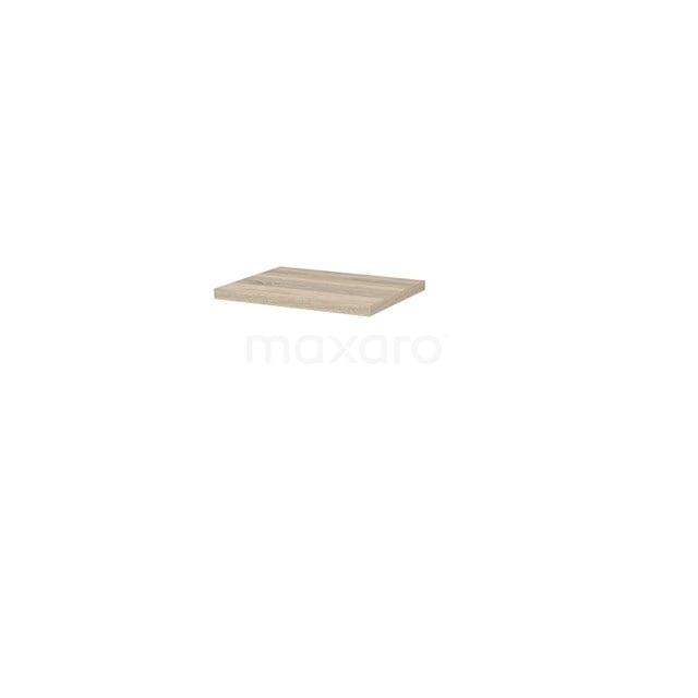 Wastafelblad Modulo+ Plato 60cm Eiken T06-0600-33200