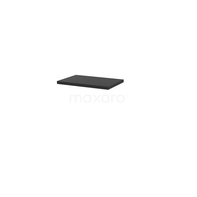 Wastafelblad Modulo+ Plato 70cm Carbon T06-0700-31000