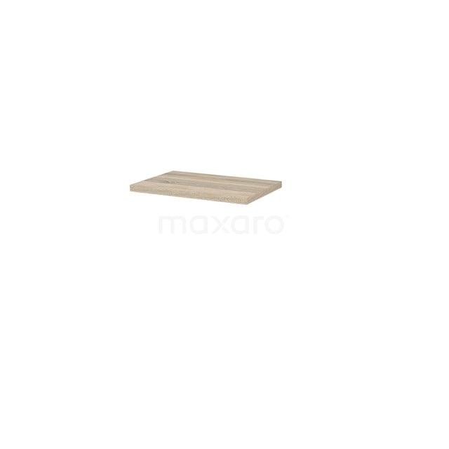 Wastafelblad Modulo+ Plato 70cm Eiken T06-0700-33200