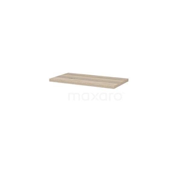 Wastafelblad Modulo+ Plato 90cm Eiken T06-0900-33200