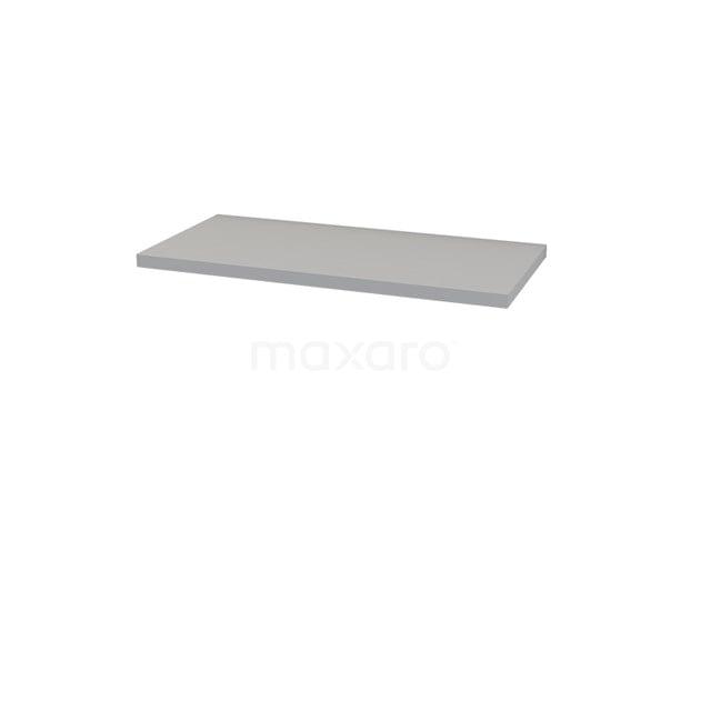 Plato wastafelblad, 100cm, Titaan T06-1000-30700