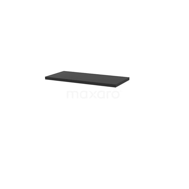 Plato wastafelblad, 100cm, Carbon T06-1000-31000