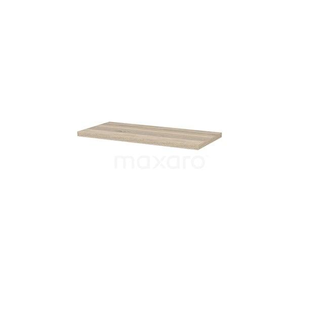 Wastafelblad Modulo+ Plato 100cm Eiken T06-1000-33200