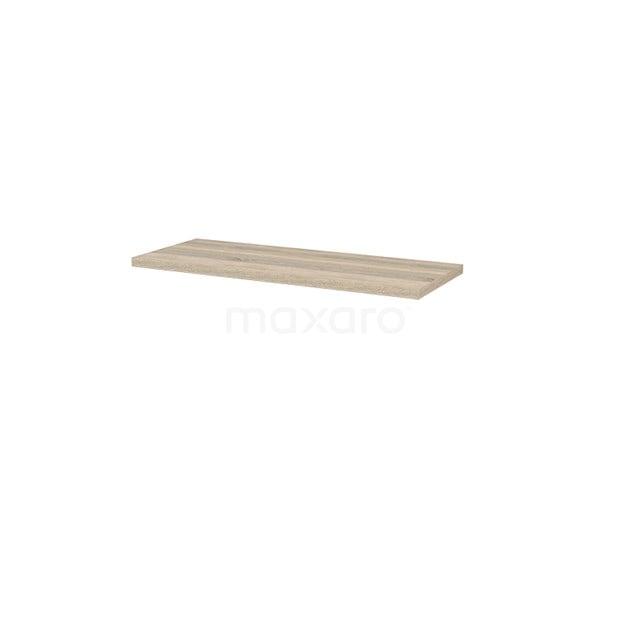 Wastafelblad Modulo+ Plato 120cm Eiken T06-1200-33200