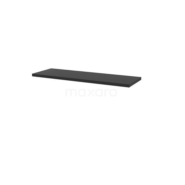 Wastafelblad Modulo+ Plato 140cm Carbon T06-1400-31000