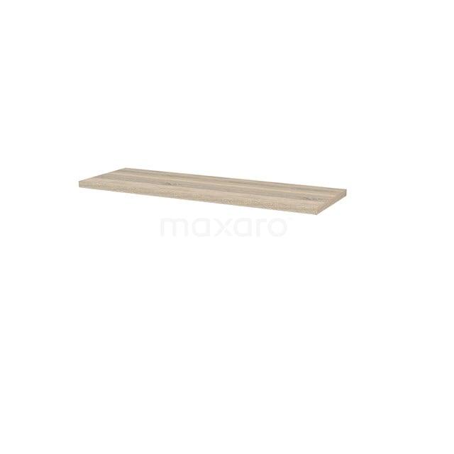 Wastafelblad Modulo+ Plato 140cm Eiken T06-1400-33200