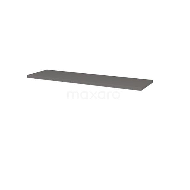 Wastafelblad Modulo+ Plato 160cm Basalt T06-1600-30900