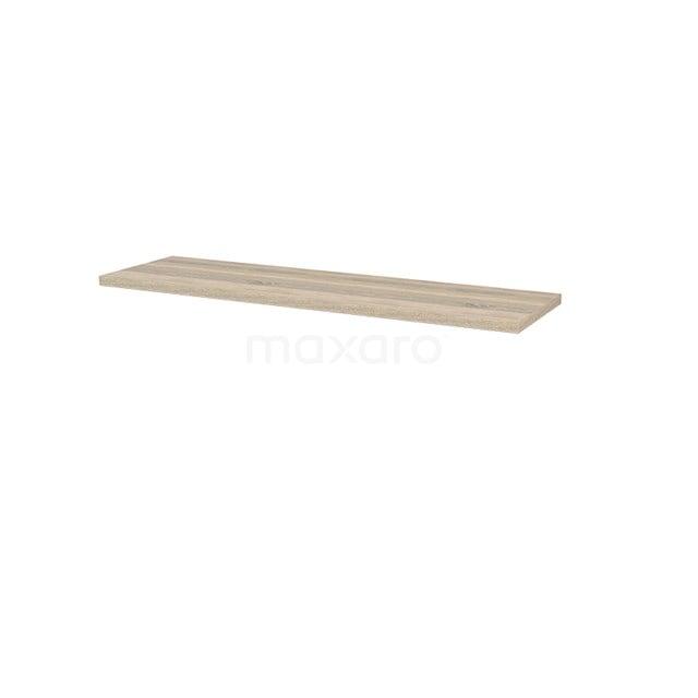 Wastafelblad Modulo+ Plato 160cm Eiken T06-1600-33200