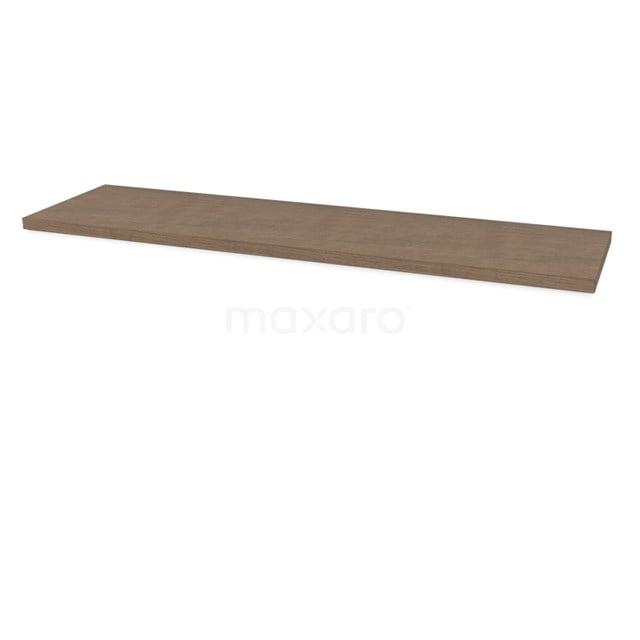 Wastafelblad Modulo Plato 170cm Bruin T06-1700-32200