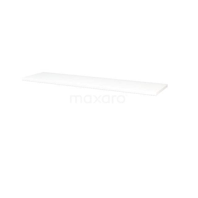 Wastafelblad Modulo+ Plato 180cm Mat Wit T06-1800-30500