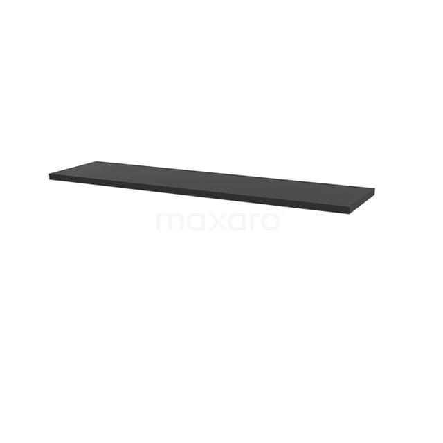 Wastafelblad Modulo+ Plato 180cm Carbon T06-1800-31000