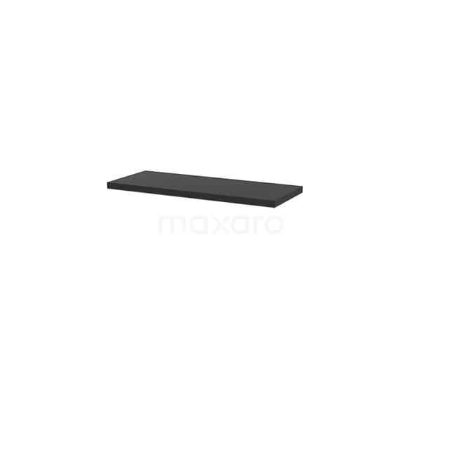 Wastafelblad Modulo+ Plato Slim 100cm Carbon Ondiep T09-1000-31000