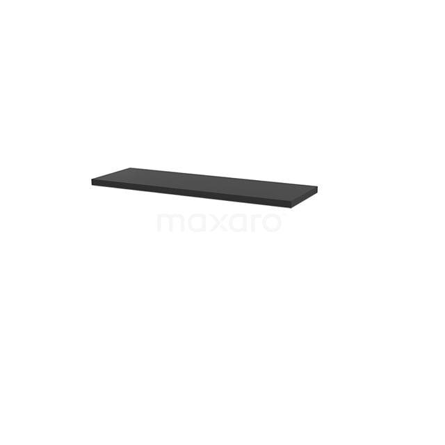 Wastafelblad Modulo+ Plato Slim 120cm Carbon Ondiep T09-1200-31000
