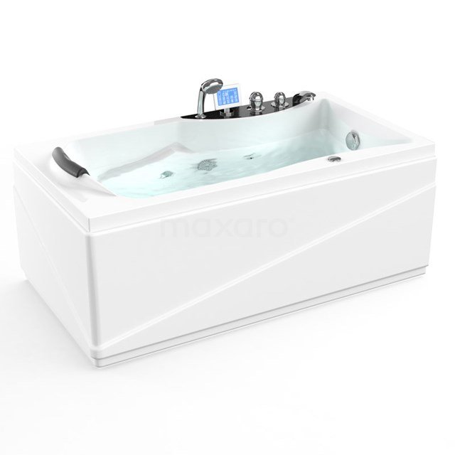 Whirlpool Bad Reef Silver 1 Persoons Rechts 150x80cm Watermassage W007-153CR