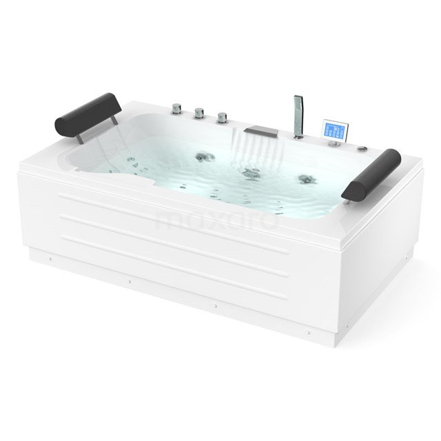 Whirlpool Bad Pacific Silver 2 Persoons 170x100cm Watermassage W072-173CM