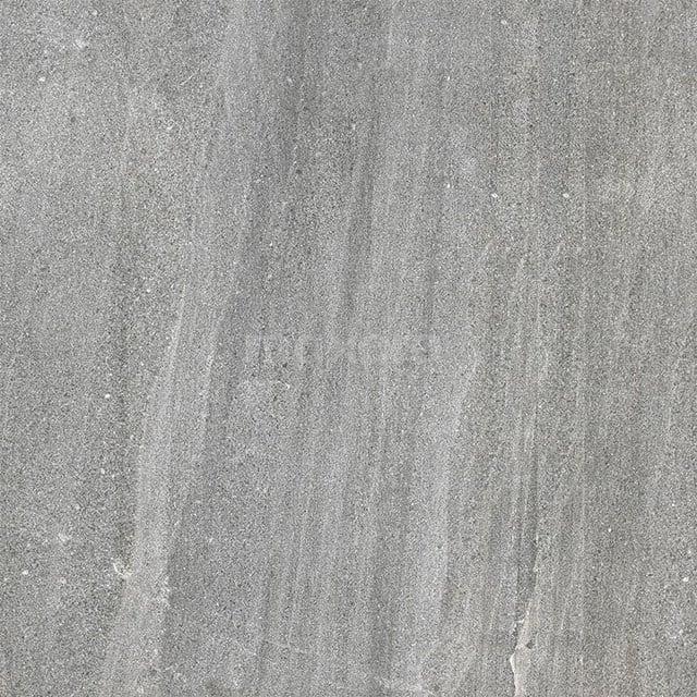 Vloertegel/Wandtegel Alpen Ceniza 60x60cm Natuursteenlook Grijs Gerectificeerd 303-010101
