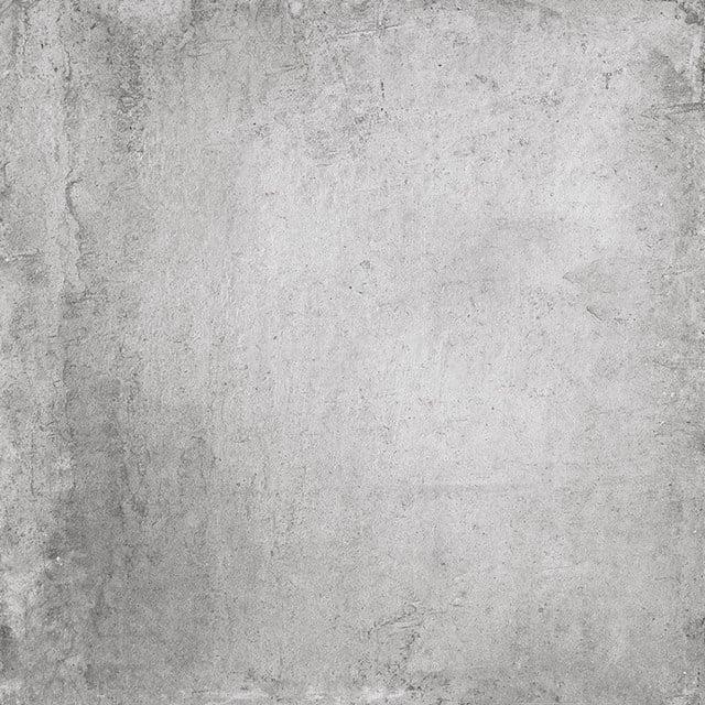Vloertegel/Wandtegel Roots Tempest 60x60cm Betonlook Grijs Gerectificeerd 304-020101