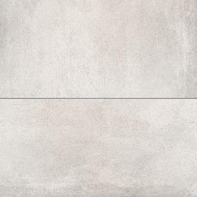 Vloertegel/Wandtegel Dust Cloud 30x60cm Betonlook Grijs Gerectificeerd 304-030201
