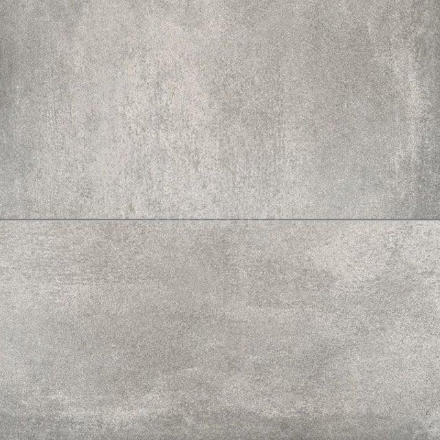 Vloertegel/Wandtegel Dust Storm 30x60cm Betonlook Grijs Gerectificeerd 304-030202